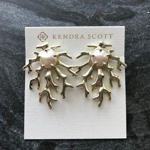 Kendra Scott Gold Hattie Earring